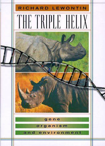 9780674001596: The Triple Helix: Gene, Organism, and Environment