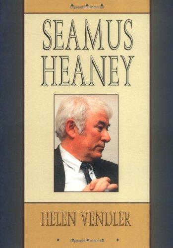 9780674002050: Seamus Heaney