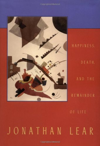 9780674003293: Happiness, Death, and the Remainder of Life