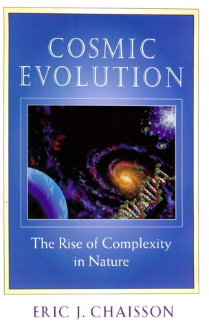 9780674003422: Cosmic Evolution : The Rise of Complexity in Nature