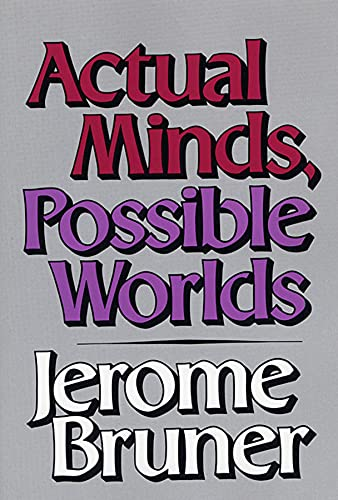 9780674003668: Actual Minds, Possible Worlds (The Jerusalem-Harvard Lectures)