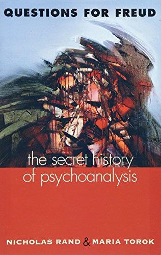9780674004214: Questions for Freud: The Secret History of Psychoanalysis