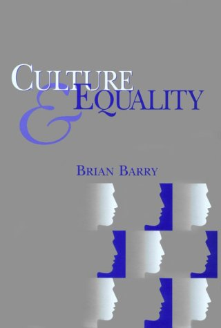 9780674004467: Culture and Equality: An Egalitarian Critique of Multiculturalism