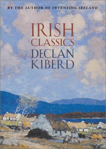 9780674005051: Irish Classics (Convergences)