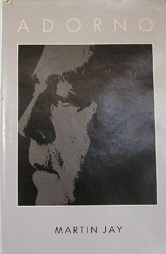 9780674005143: Adorno (Cloth)