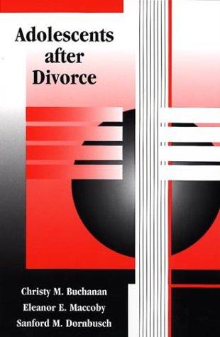 9780674005174: Adolescents after Divorce