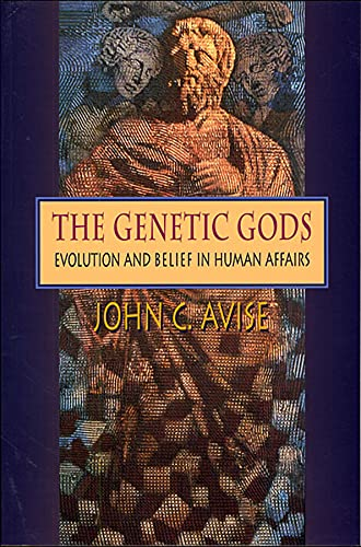 9780674005334: The Genetic Gods: Evolution and Belief in Human Affairs
