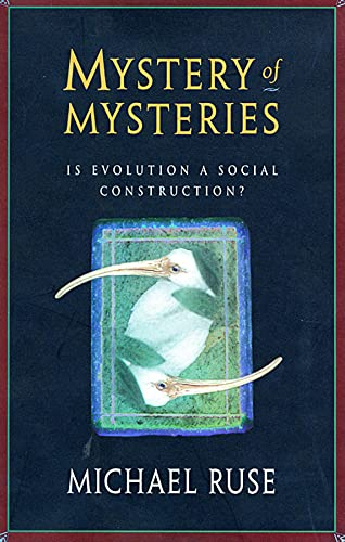 9780674005433: Mystery of Mysteries: Is Evolution a Social Construction?