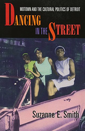 9780674005464: Dancing in the Street - Motown & the Cultural Politics of Detroit