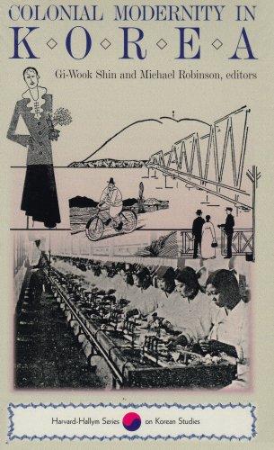 9780674005945: Colonial Modernity in Korea