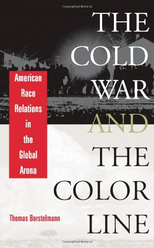 9780674005976: The Cold War and the Color Line: American Race Relations in the Global Arena