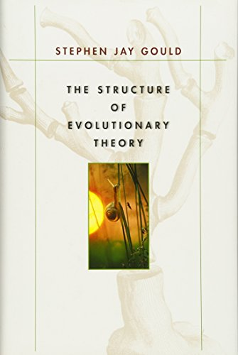 9780674006133: The Structure of Evolutionary Theory