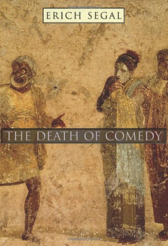 9780674006430: The Death of Comedy