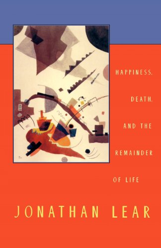 9780674006744: Happiness, Death, and the Remainder of Life (The Tanner Lectures on Human Values)