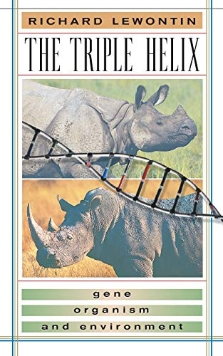 9780674006775: The Triple Helix: Gene, Organism, and Environment