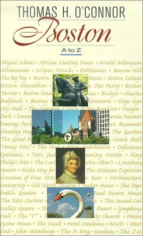 9780674006829: Boston A to Z