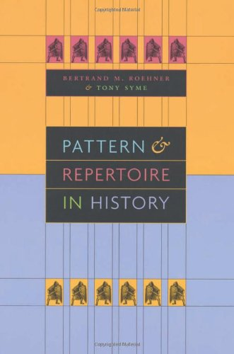 9780674007390: Pattern and Repertoire in History