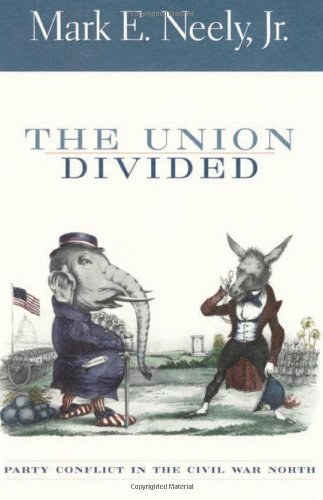 The Union Divided: Party Conflict in the: Mark E., Jr.