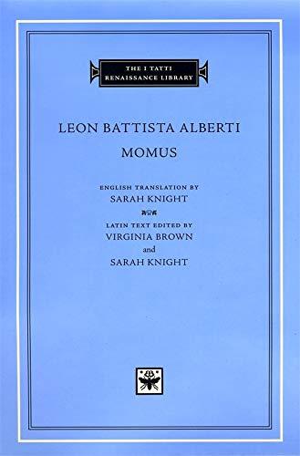 9780674007543: Momus (The I Tatti Renaissance Library)