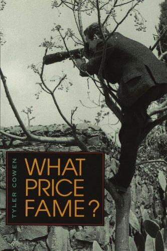 9780674008090: What Price Fame?