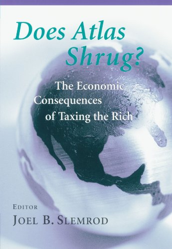 9780674008151: Does Atlas Shrug?: The Economic Consequences of Taxing the Rich (Russell Sage Foundation S)