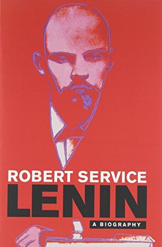 9780674008281: Lenin: A Biography