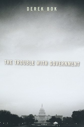 9780674008328: The Trouble with Government