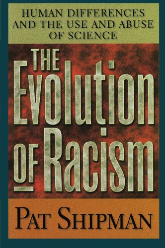 9780674008625: The Evolution of Racism: Human Differences and the Use and Abuse of Science