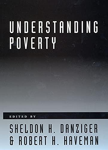 9780674008762: Understanding Poverty