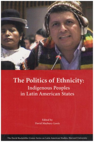 The Politics of Ethnicity: Indigenous Peoples in: Editor-David Maybury-Lewis; Contributor-Bartholomew