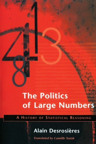 9780674009691: The Politics of Large Numbers: A History of Statistical Reasoning