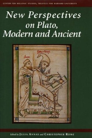9780674010185: New Perspectives on Plato, Modern and Ancient (Center for Hellenic Studies: Colloquia)