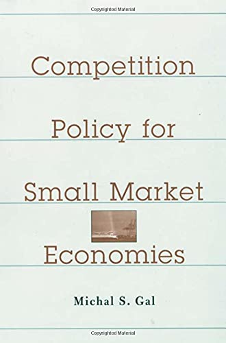 9780674010499: Competition Policy for Small Market Economies