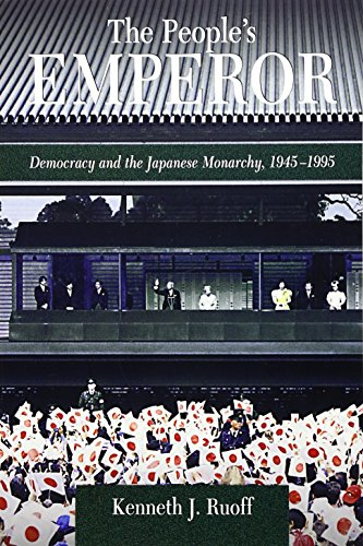9780674010888: The People's Emperor: Democracy and the Japanese Monarchy, 1945-1995 (Harvard East Asian Monographs)