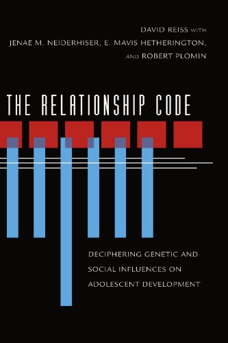 9780674011267: The Relationship Code: Deciphering Genetic and Social Influences on Adolescent Development (Adolescent Lives)