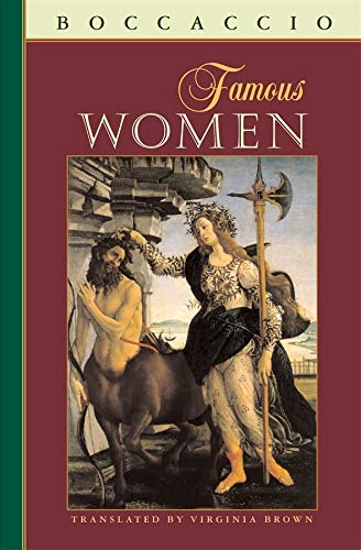 9780674011304: Famous Women (The I Tatti Renaissance Library)