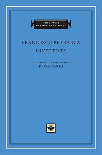 9780674011540: Invectives (The I Tatti Renaissance Library) (Latin and English Edition)