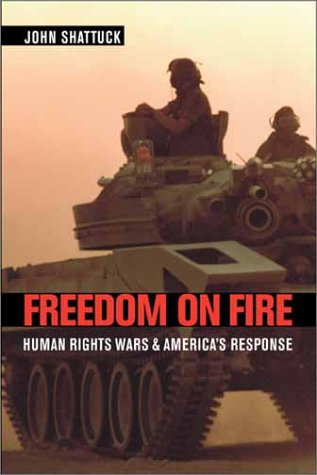 9780674011625: Freedom on Fire: Human Rights Wars and America's Response