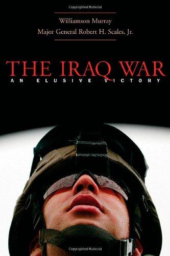 9780674012806: The Iraq War: A Military History