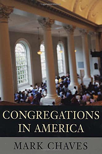 Congregations in America: Chaves, Mark