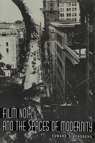 9780674013469: Film Noir and the Spaces of Modernity