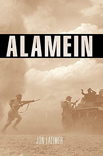 9780674013766: Alamein