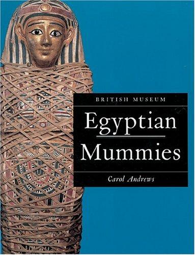 9780674013919: Egyptian Mummies (British Museum Paperbacks)
