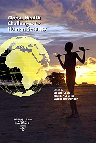 9780674014534: Global Health Challenges for Human Security (Studies in Global Equity, 1)