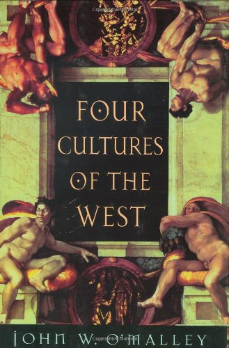 9780674014985: Four Cultures of the West