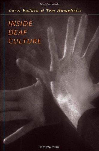 9780674015067: Inside Deaf Culture