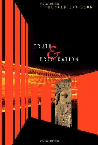 9780674015258: Truth and Predication