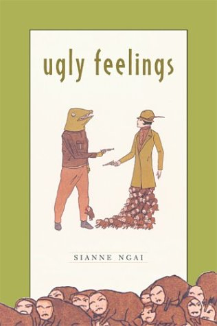 9780674015364: Ugly Feelings