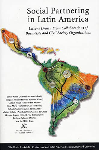 Series on Latin American Studies: Social Partnering: Rosa Maria Fischer,