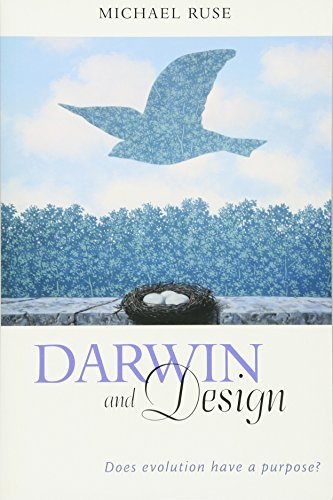 9780674016316: Darwin and Design: Does Evolution Have a Purpose?